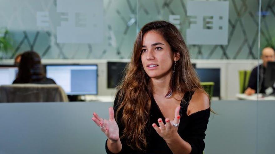 """Julia Medina debuta tras OT con un disco """"de emoción, verdad y sentimiento"""""""