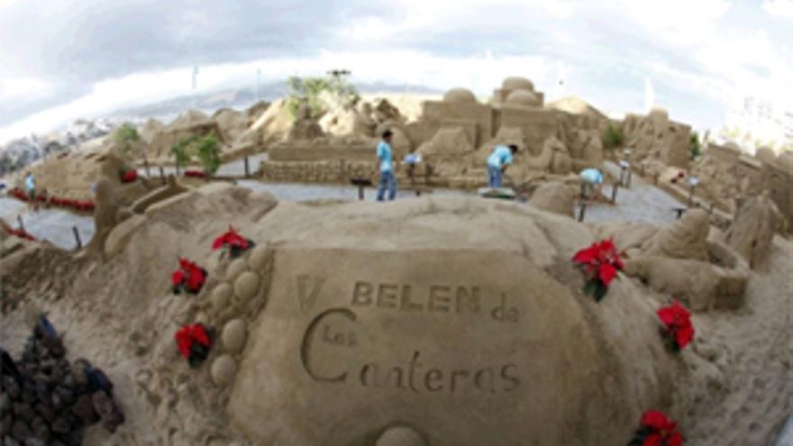 Belén de Las Canteras. (ACFI PRESS)