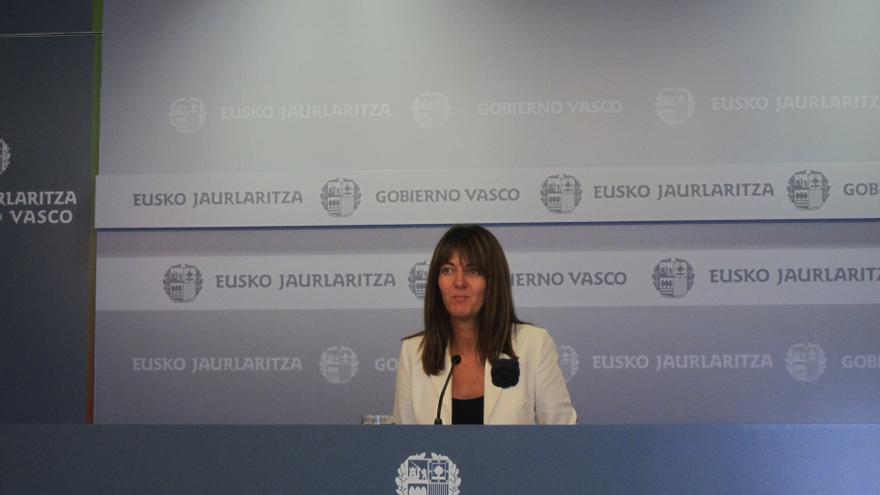 """Mendia pide que los candidatos sean """"claros"""" en la condena de la kale borroka para hacer ver la falta de apoyo político"""