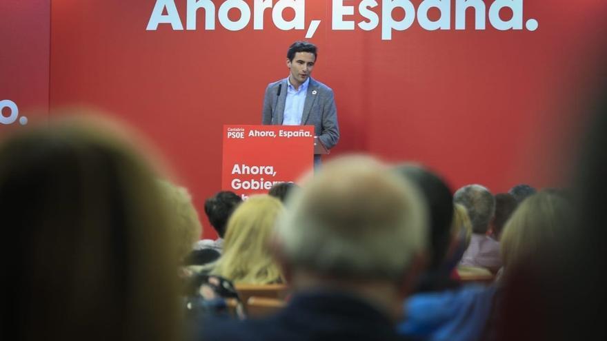 """Casares reivindica que PSOE ha puesto en marcha proyectos de infraestructuras que PP dejó """"en cajones"""""""
