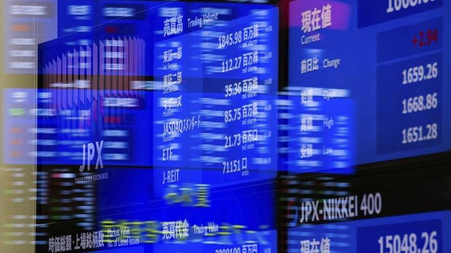 El Nikkei cae un 0,43 por ciento en la apertura