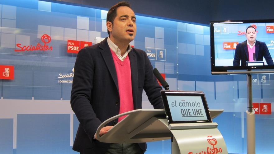Ramón Alzórriz, nuevo secretario de Organización del PSN