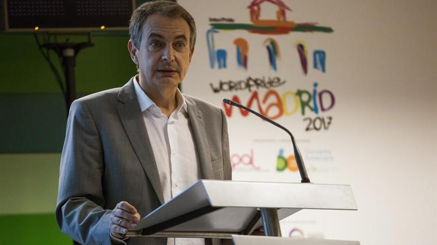 Zapatero: La ley de matrimonio homosexual es de la que más orgulloso me siento