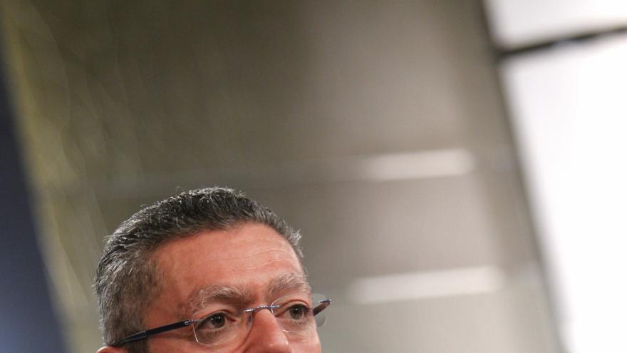 """Gallardón está convencido de que la """"inmensa"""" mayoría de los jueces hará """"un ejercicio de responsabilidad"""""""