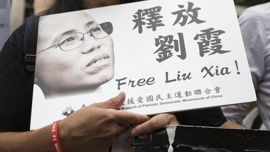 Escritores y artistas internacionales piden a China la liberación de Liu Xia