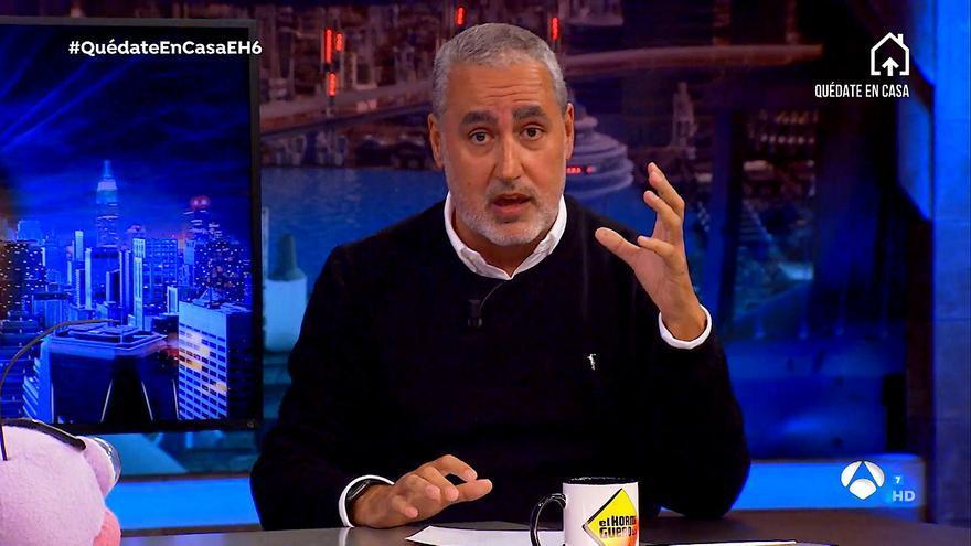 'El Hormiguero' estrenó la sección de Jorge Salvador sobre anécdotas del programa jamás contadas