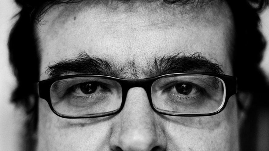 L'escriptor gironí d'origen extremeny Javier Cercas. - Lescriptor-Javier-Cercas-David-Ruiz_EDIIMA20130403_0461_14