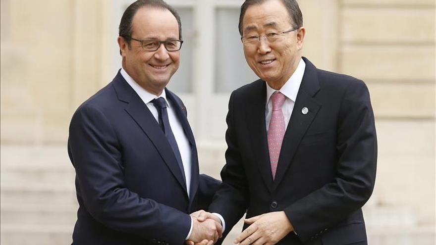 Hollande: Si el acuerdo de la COP21 no es vinculante carecerá de credibilidad