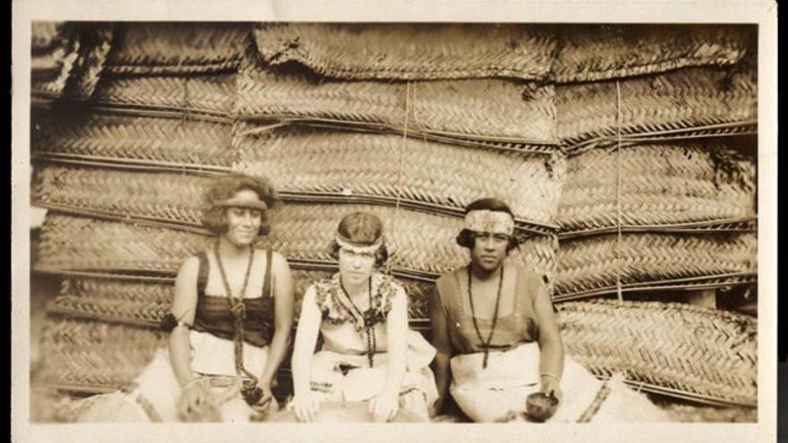 Margaret Mead y sus amigas de Samoa