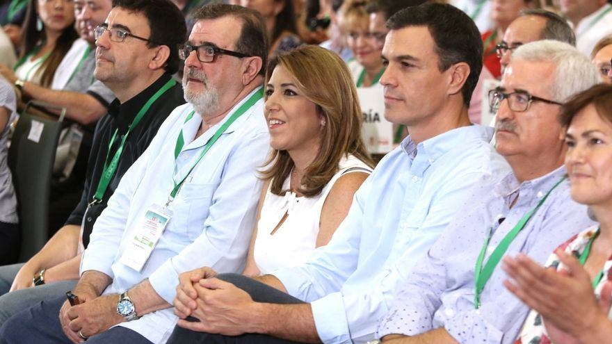La lista del Comité Director está encabezada por Rodríguez de la Borbolla y no incorpora a sanchistas
