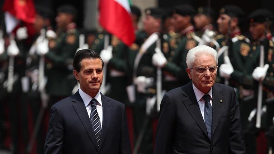 México e Italia refuerzan cooperación con tratados en energía y justicia
