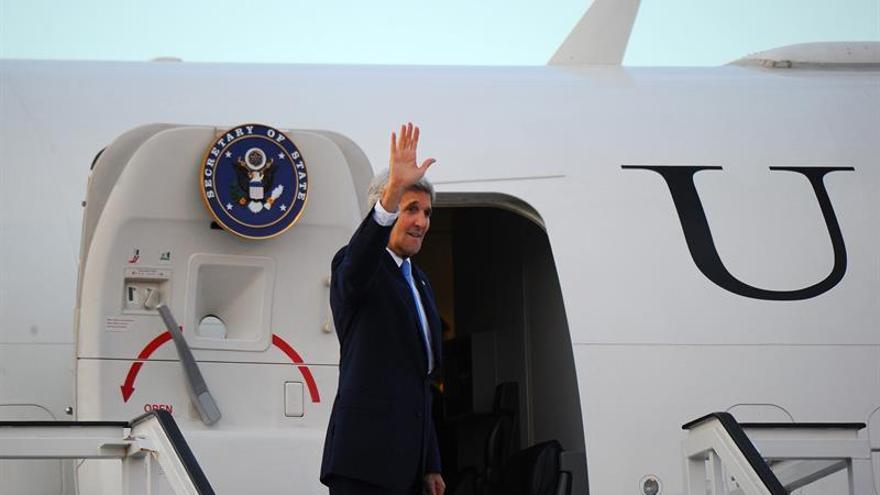 Kerry intenta en Ginebra salvar la tregua en Siria
