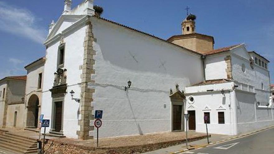 Convento de San Antonio en Almendralejo / www.almendralejo.es