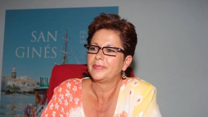 Encarna Páez, en una imagen de archivo