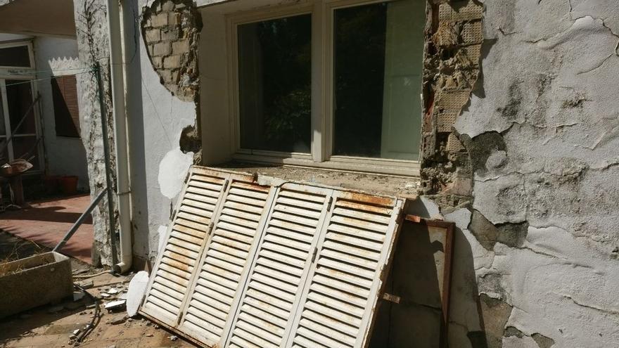 """Denuncian un episodio de """"ocupación"""" en una de las viviendas de Sport Aljarafe desalojadas en 2016"""