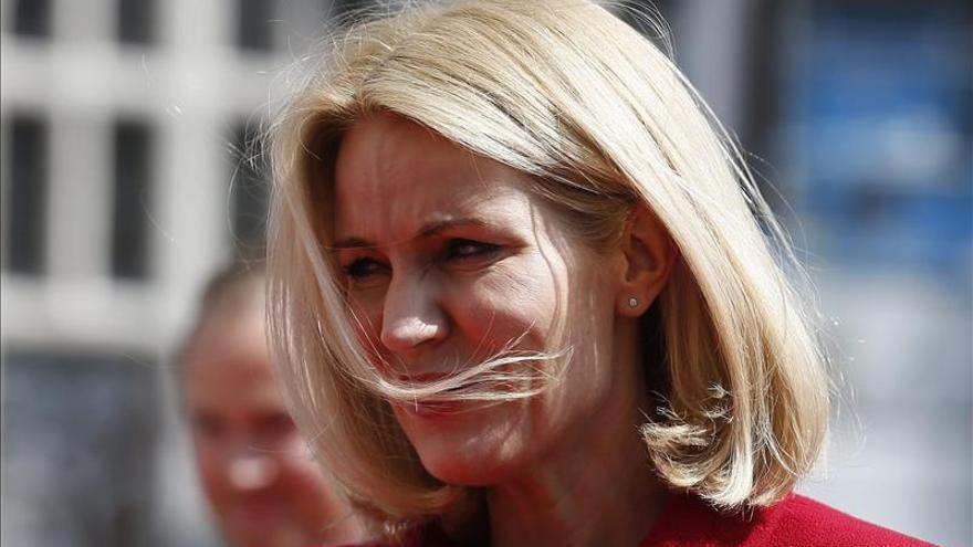 Thorning-Schmidt convoca elecciones anticipadas en Dinamarca el 18 de junio