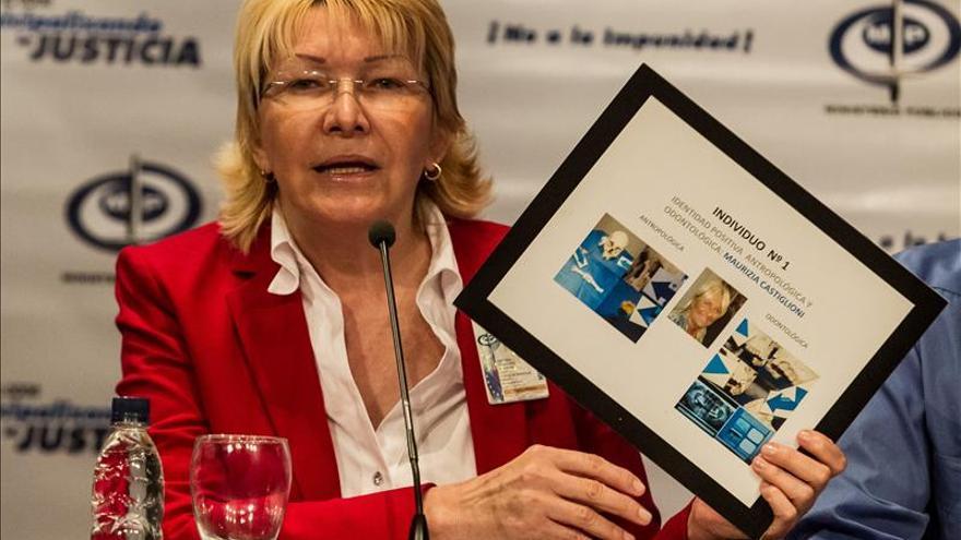 Identifican los restos de la esposa de Missoni en avioneta hundida en Venezuela