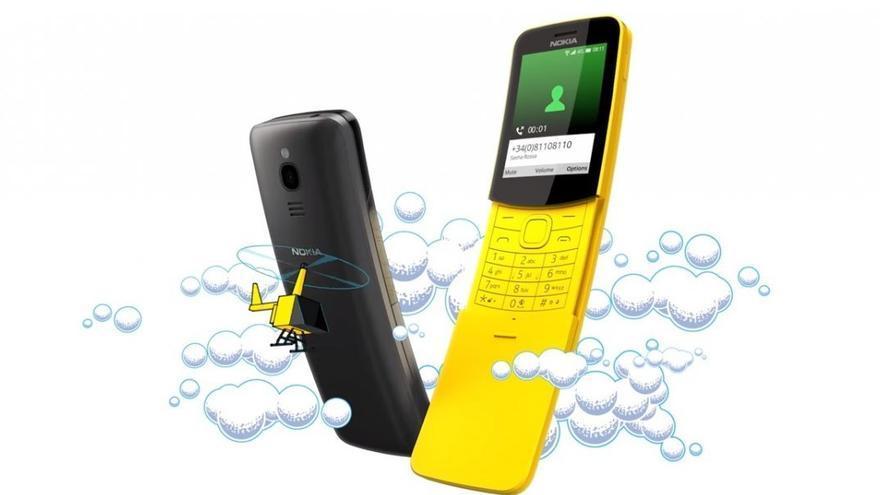 """El """"nuevo"""" Nokia 8810"""
