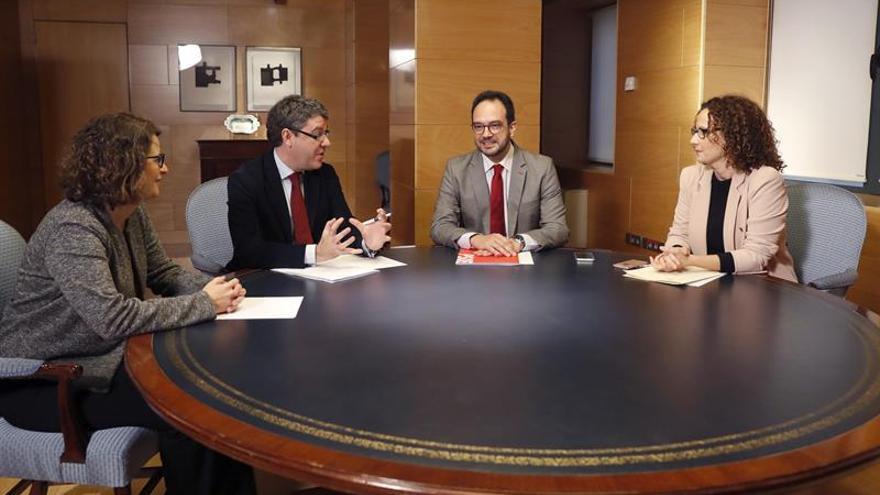 Nadal: Sólo el PSOE aportó propuestas para financiar el bono social eléctrico