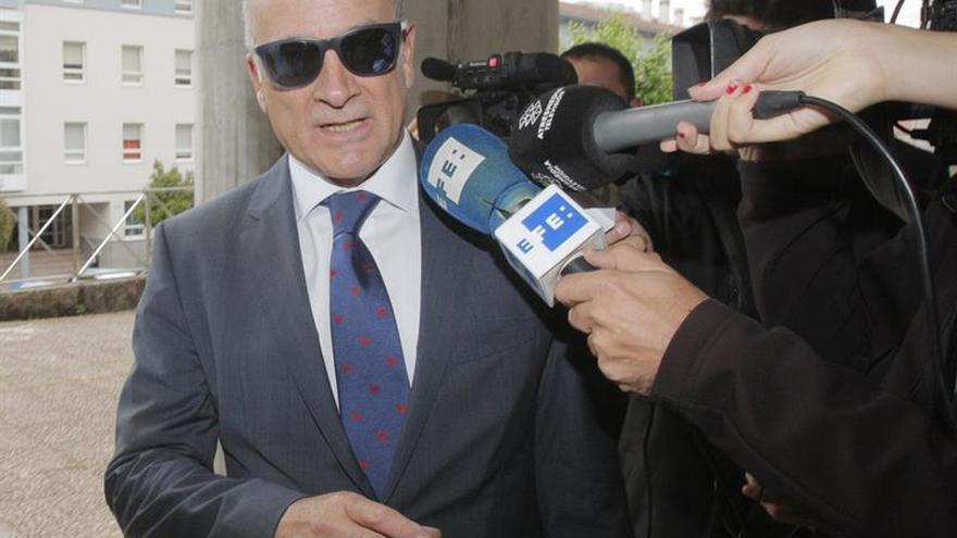 El directivo de Adif imputado por Angrois ya está en los juzgados