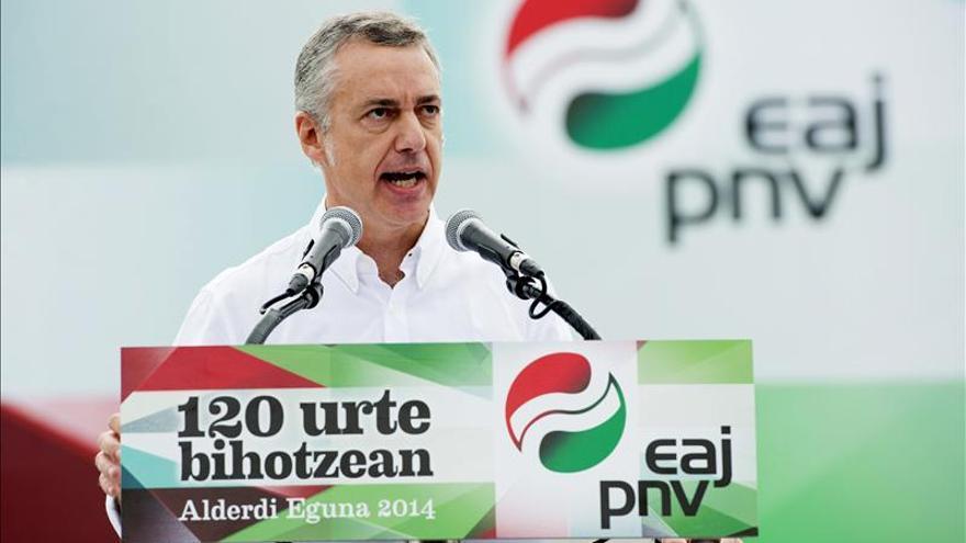 Urkullu pide al Gobierno que cese en sus ataques al autogobierno vasco