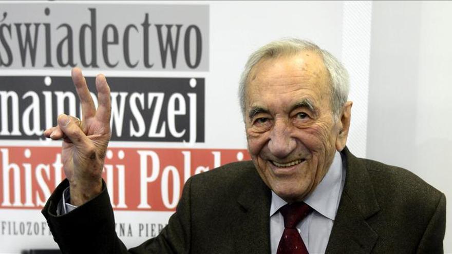 Muere Tadeusz Mazowiecki, el primer ministro polaco que sucedió al comunismo