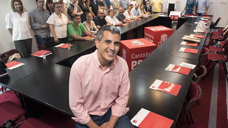 Pablo Zuloaga estará al frente de una nueva Comisión Ejecutiva formada por 16 hombres y 16 mujeres. | JOAQUÍN GÓMEZ SASTRE