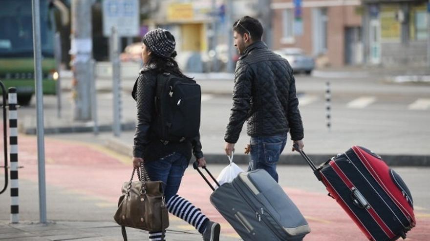 Cantabria perdió 446 residentes en 2015