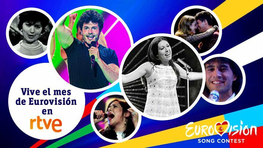 RTVE prepara una programación especial de Eurovisión