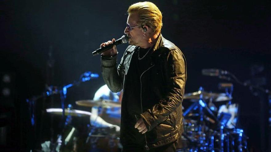 U2 llega el martes a Barcelona, única parada española de The Joshua Tree Tour
