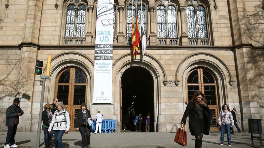 La Universidad de Barcelona, la 49 del mundo en productividad científica
