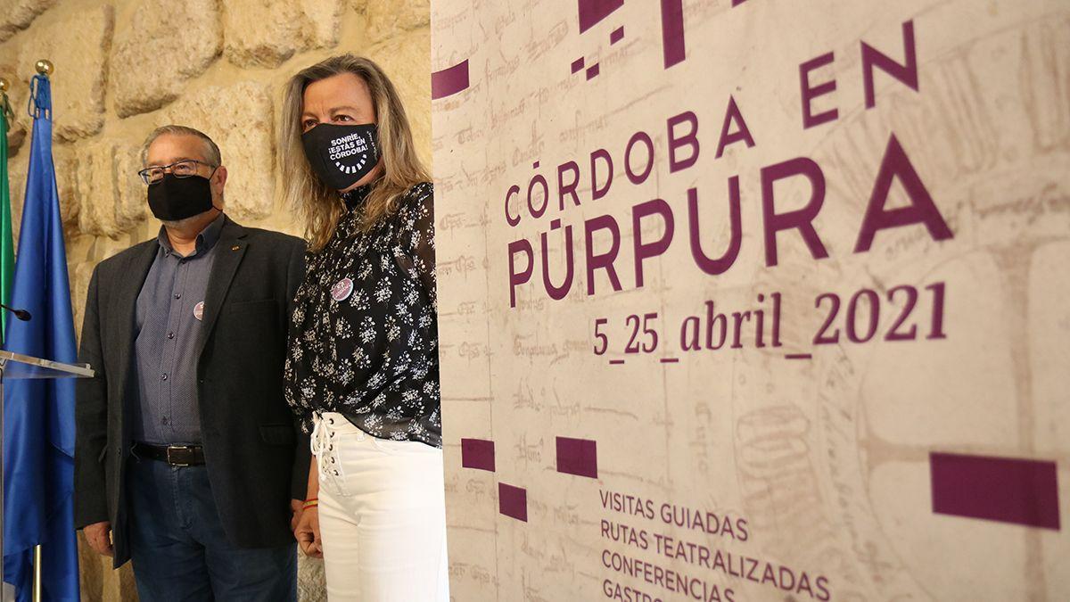 Presentación de 'Córdoba en Púrpura'.