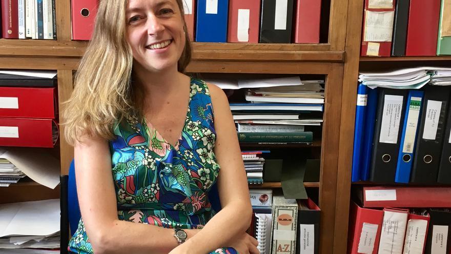La vocal de la CNMC y expresidenta de la autoridad vasca de la Competencia, Pilar Canedo