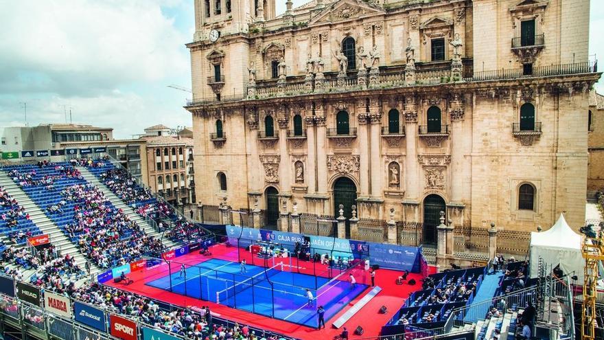 Jaén acogerá el World Padel Tour hasta 2022 después del éxito de 2018