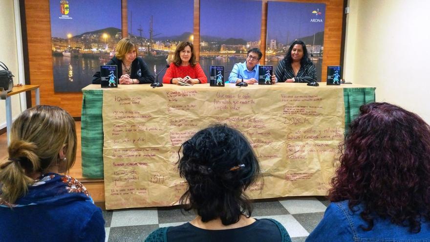 Acto sobre literatura y mujer de este jueves en Los Cristianos