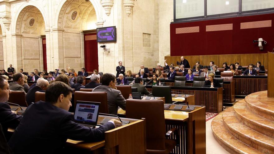 El Parlamento pide que el Gobierno defienda que las aportaciones de la PAC para Andalucía mantengan los niveles actuales