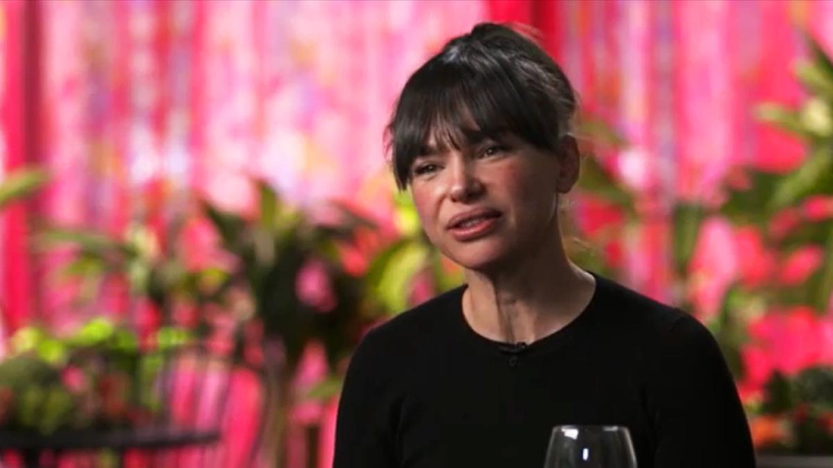 Beatriz Montañez en 'El Hormiguero'