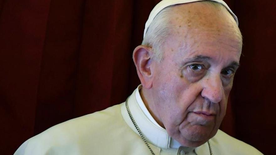 El papa Francisco acepta la renuncia de un obispo brasileño investigado