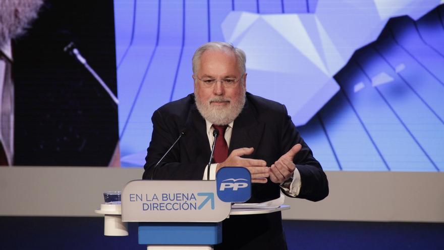 """El PNV da por hecho que una de las empresas de Cañete tiene relación """"directa"""" con la Administración y le pide cuentas"""
