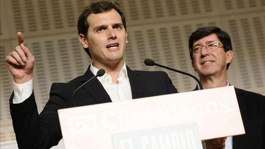 Ciudadanos asegura que no entrará en el Gobierno andaluz