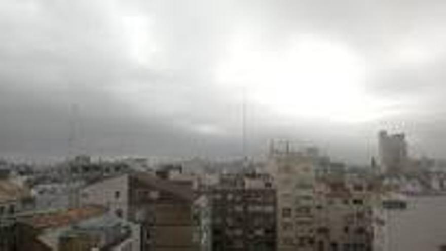 La atmósfera de València está cargada de polvo africano.