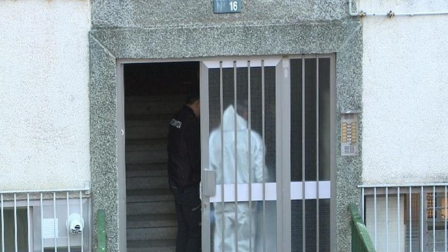 Los menores detenidos por el crimen de Otxarkoaga ingresan en el centro de menores de Zumarraga por orden de Fiscalía