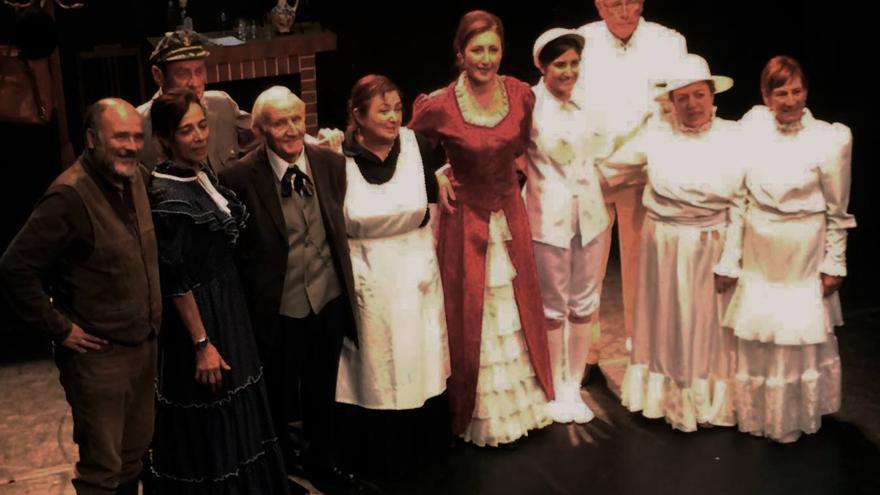 Agrupación Teatro Dobra.