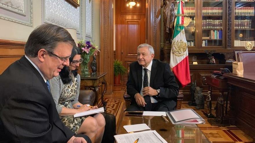 López Obrador y Trump reafirman relación de amistad y cooperación