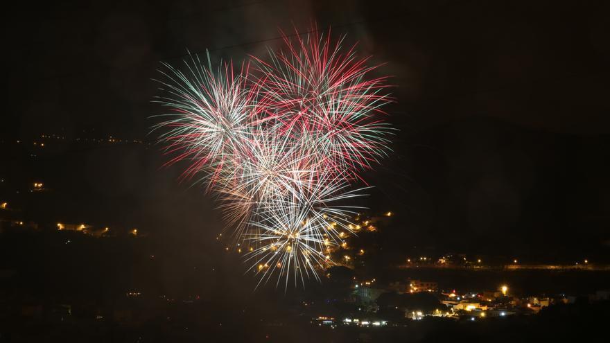 Fuegos de San Lorenzo 2018 (ALEJANDRO RAMOS)