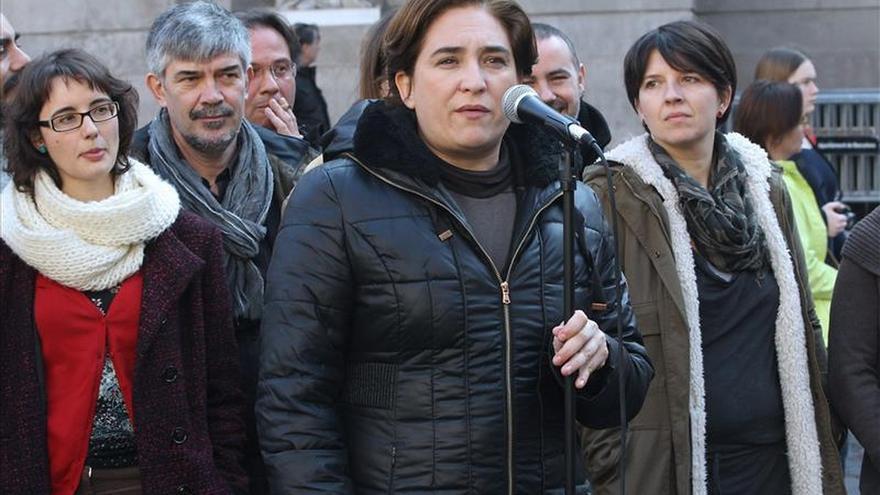 Un sondeo da a CiU el triunfo en Barcelona y Colau irrumpe con fuerza