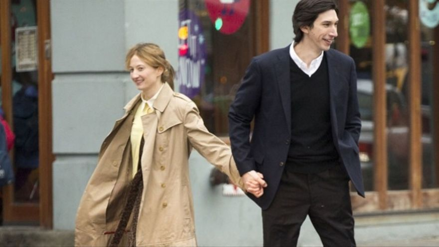 Alba Rohrwacher y Adam Driver en la italiana 'Hungry Hearts'