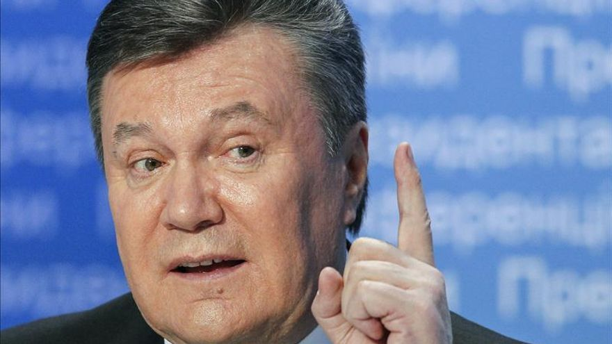 Presidente de Ucrania irá a cumbre de la Asociación Oriental pese a no haberse firmado acuerdo con UE