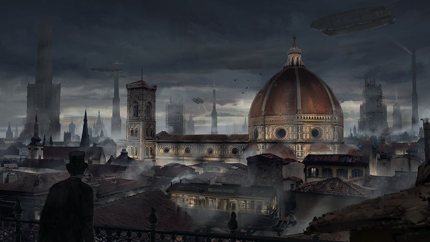 Florencia The Order 1886