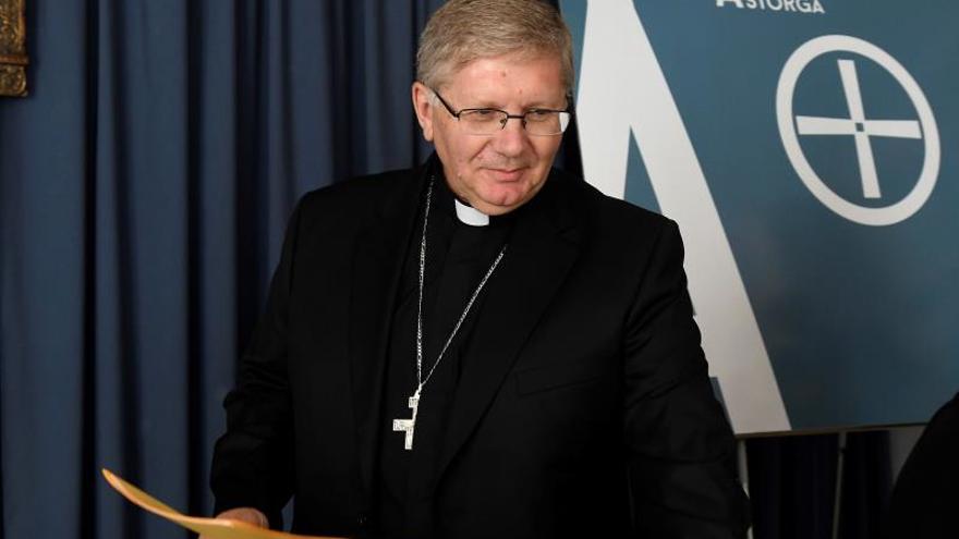 Fallece el obispo de Astorga, presidente de la comisión antipederastia